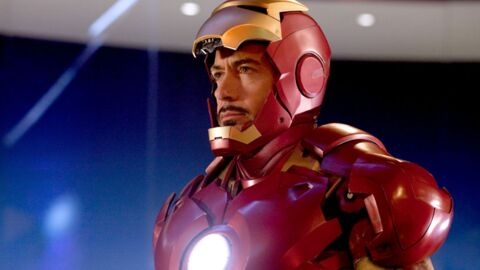Robert Downey Jr. se blesse sur le tournage d'Iron Man 3