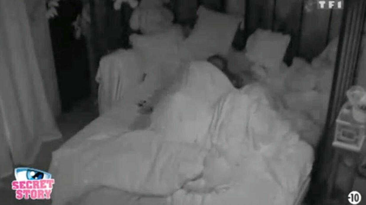 VIDEO Secret Story 6: Thomas embrasse Nadège sur la bouche