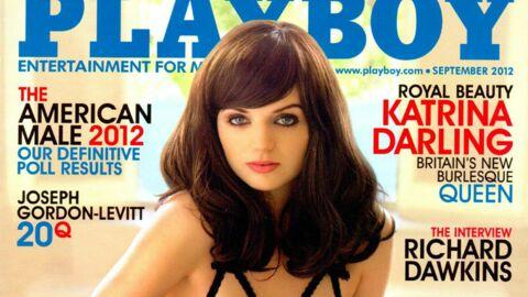 PHOTO La cousine de Kate Middleton en une de Playboy