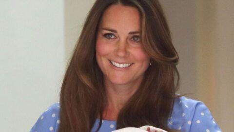 Kate Middleton: bientôt la fin de son «congé maternité»