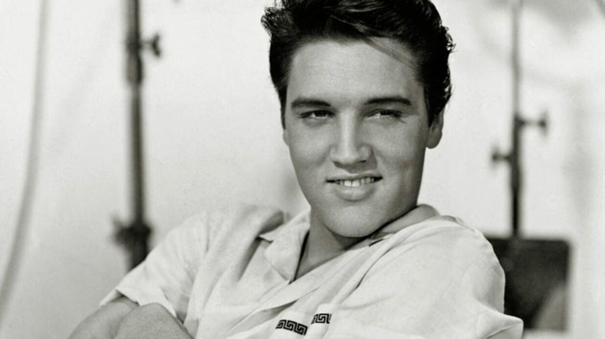 Une cible de tir utilisée par Elvis Presley vendue 20 000 euros aux enchères