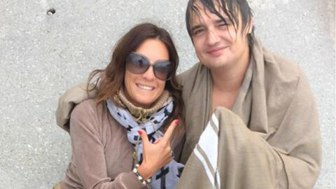 PHOTO Eve Angeli passe son samedi avec… Pete Doherty !
