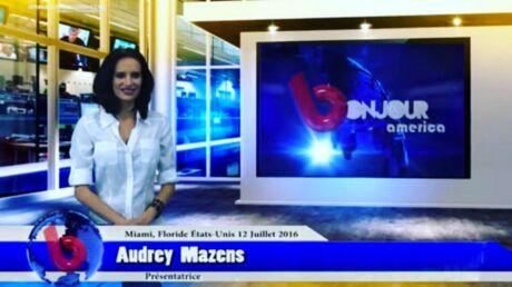 Comment Audrey Mazens (Secret Story) est devenue présentatrice de JT aux États-Unis
