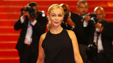 Emmanuelle Béart émue aux larmes pour fêter son anniversaire