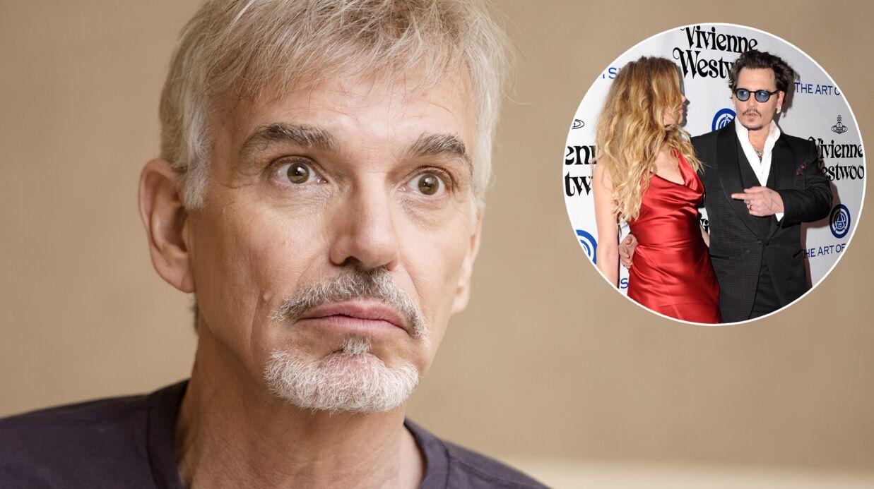 Billy Bob Thornton assure qu'Amber Heard n'a jamais trompé Johnny Depp avec lui