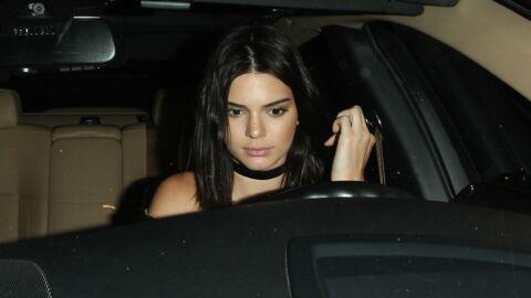 Barricadée dans sa voiture, Kendall Jenner fait arrêter un fan qui l'attendait chez elle
