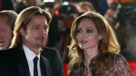 PHOTO Découvrez la bague de fiançailles d'Angelina Jolie