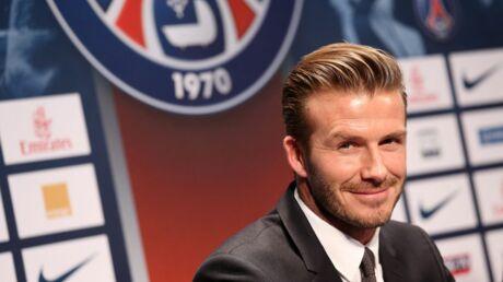 Le salaire de David Beckham ira en partie à un hôpital parisien