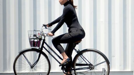 PHOTOS Kim Kardashian copie le style d'Audrey Hepburn pour une pub