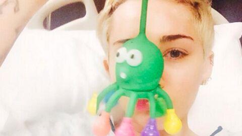 Miley Cyrus hospitalisée d'urgence après une «allergie»