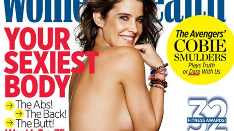 Cobie Smulders (Avengers) s'affiche topless
