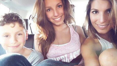 PHOTO Laury Thilleman: sa petite sœur est sa copie conforme!