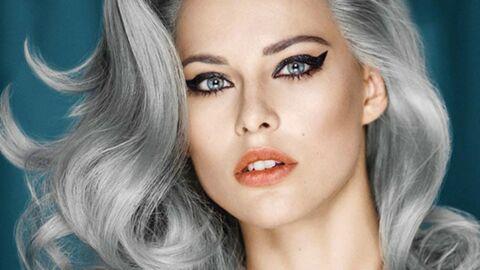 Cheveux gris, je dis oui!