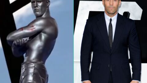 VIDEOS Quand Jason Statham dansait presque nu dans des clips ultra kitsch