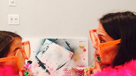PHOTOS Katie Holmes et sa fille Suri Cruise s'amusent comme des folles