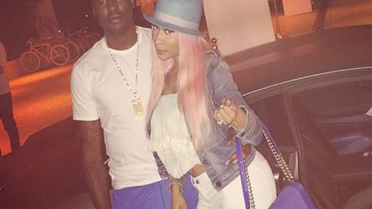 Nicki Minaj fiancée à Meek Mill?