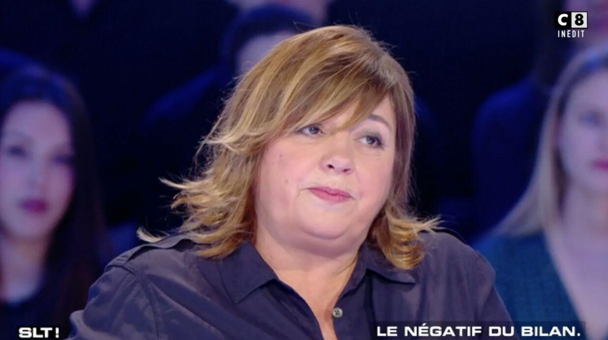 VIDEO Michèle Bernier explique pourquoi ses histoires d'amour ne durent pas