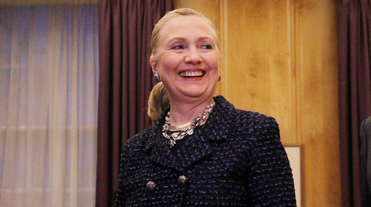 Hillary Clinton: victime d'une commotion cérébrale