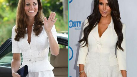 PHOTOS Incroyable ! Pour s'habiller, Kate Middleton s'inspire de… Kim Kardashian
