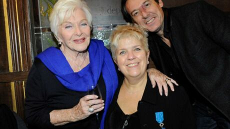 PHOTOS Mimie Mathy récompensée devant ses parents et ses amis