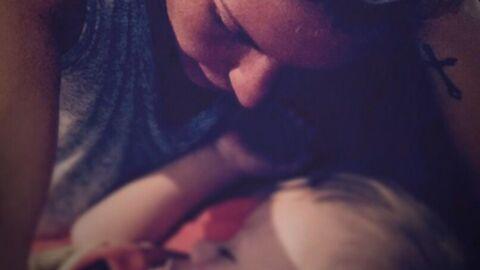 Amélie Neten (Les Anges) très préoccupée par l'état de santé de son fils de 3 ans