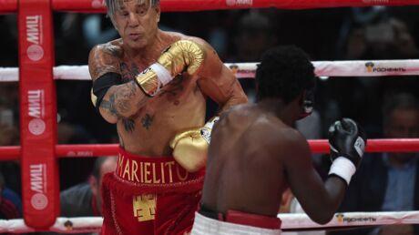 Mickey Rourke: le boxeur payé pour se coucher n'a pas été entièrement rémunéré