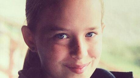 DEVINETTE Saurez-vous reconnaître cette jeune fille devenue une star du cinéma?
