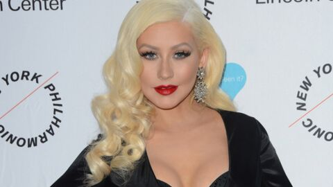 Ivre, Christina Aguilera refuse de chanter un morceau de Sinatra… devant la fille de Sinatra