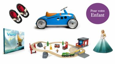 La course aux jouets