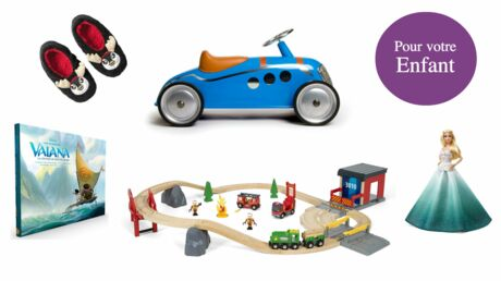 Spécial fêtes: notre sélection cadeaux pour les petits