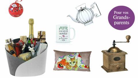 Spécial fêtes: des idées cadeaux pour gâter papi et mamie