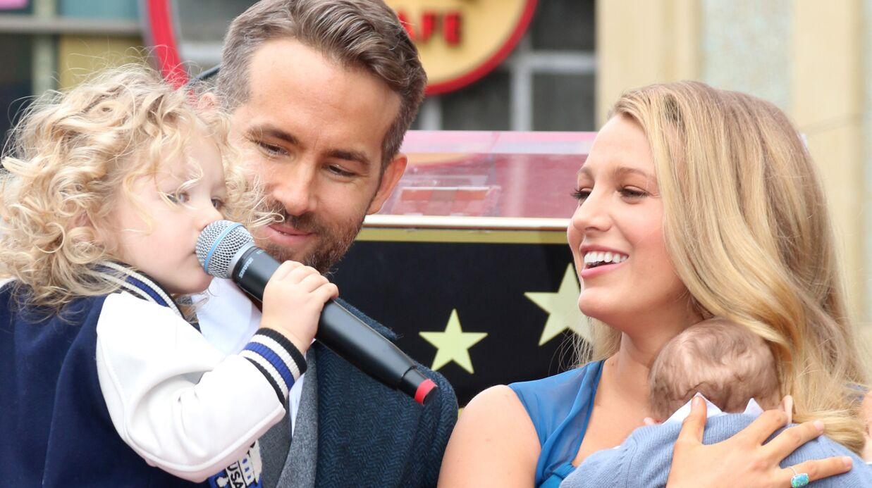 PHOTOS Ryan Reynolds et Blake Lively dévoilent pour la première fois le visage de leurs filles