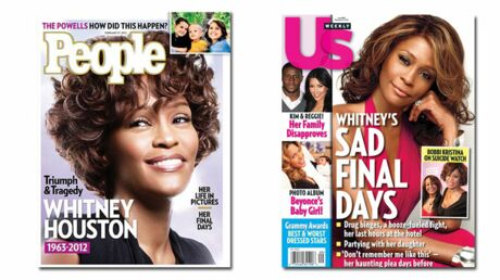 En direct des US : l'hommage des mags américains à Whitney Houston