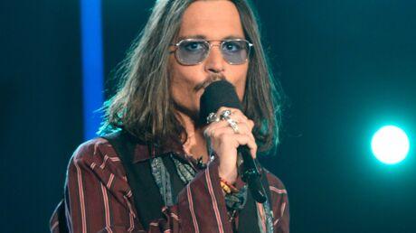 Johnny Depp rejoint le groupe de hard rock Hollywood Vampires