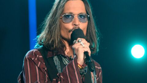 Johnny Depp rejoint le groupe de hard rock Hollywood Vampires