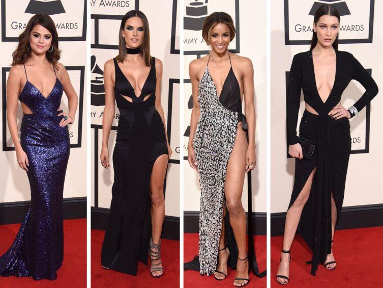 PHOTOS Selena Gomez, Alessandra Ambrosio et Ciara trèèèès sexy aux Grammy Awards