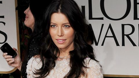 PHOTOS Jessica Biel : Madonna piétine sa robe sur le red carpet