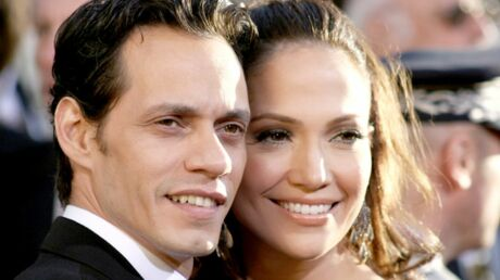 Jennifer Lopez et Marc Anthony main dans la main