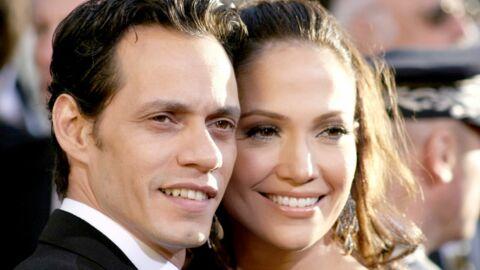 Jennifer Lopez et Marc Anthony main dans la main