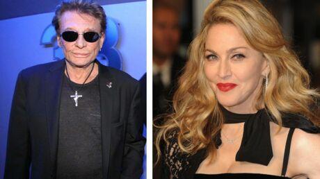 Madonna a voulu rencontrer Johnny Hallyday à Gstaad