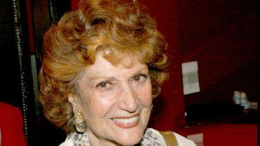«La disparition d'une grande actrice»