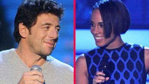 Patrick Bruel veut chanter en duo avec Alicia Keys