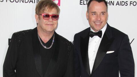 Elton John et David Furnish: leur second fils est (vraiment) né