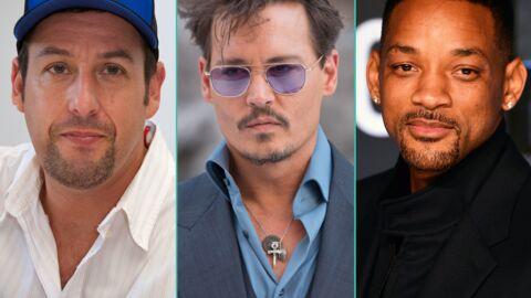 Johnny Depp, Adam Sandler et Will Smith: toutes les nominations aux Razzie Awards
