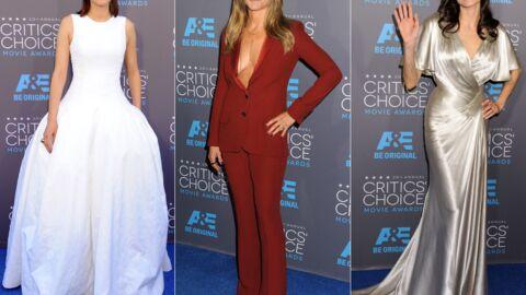 PHOTOS Jennifer Aniston: un décolleté incendiaire pour ses retrouvailles avec Angelina Jolie