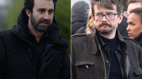 Obsèques de Charb: ses amis de Charlie Hebdo et des politiques réunis pour un dernier hommage