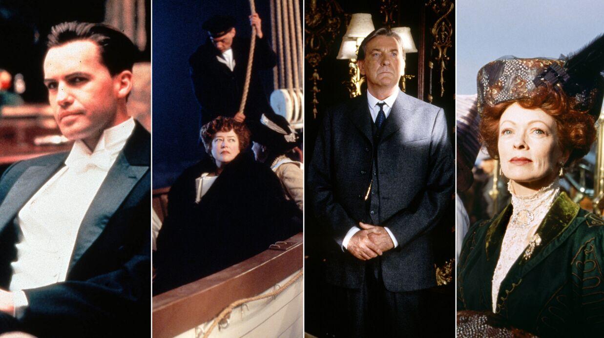 DIAPO Titanic a 20 ans: que sont devenus les seconds rôles du film et comment sont-ils aujourd'hui?