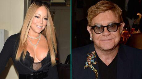 Mariah Carey & Elton John: les chanteurs empochent 4,2 millions de dollars pour un mariage russe