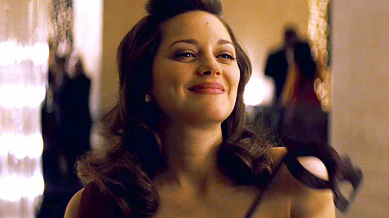 Christopher Nolan a décalé Batman pour Marion Cotillard