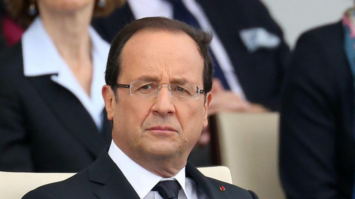 VIDEO François Hollande: avec un arc, c'est une vraie flèche